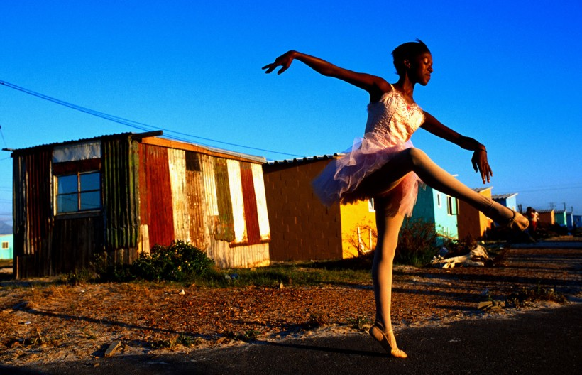Ballet In The Poor Townships of South Africa