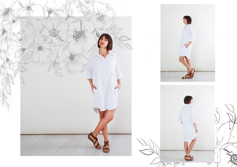 white shirt 2 isobel