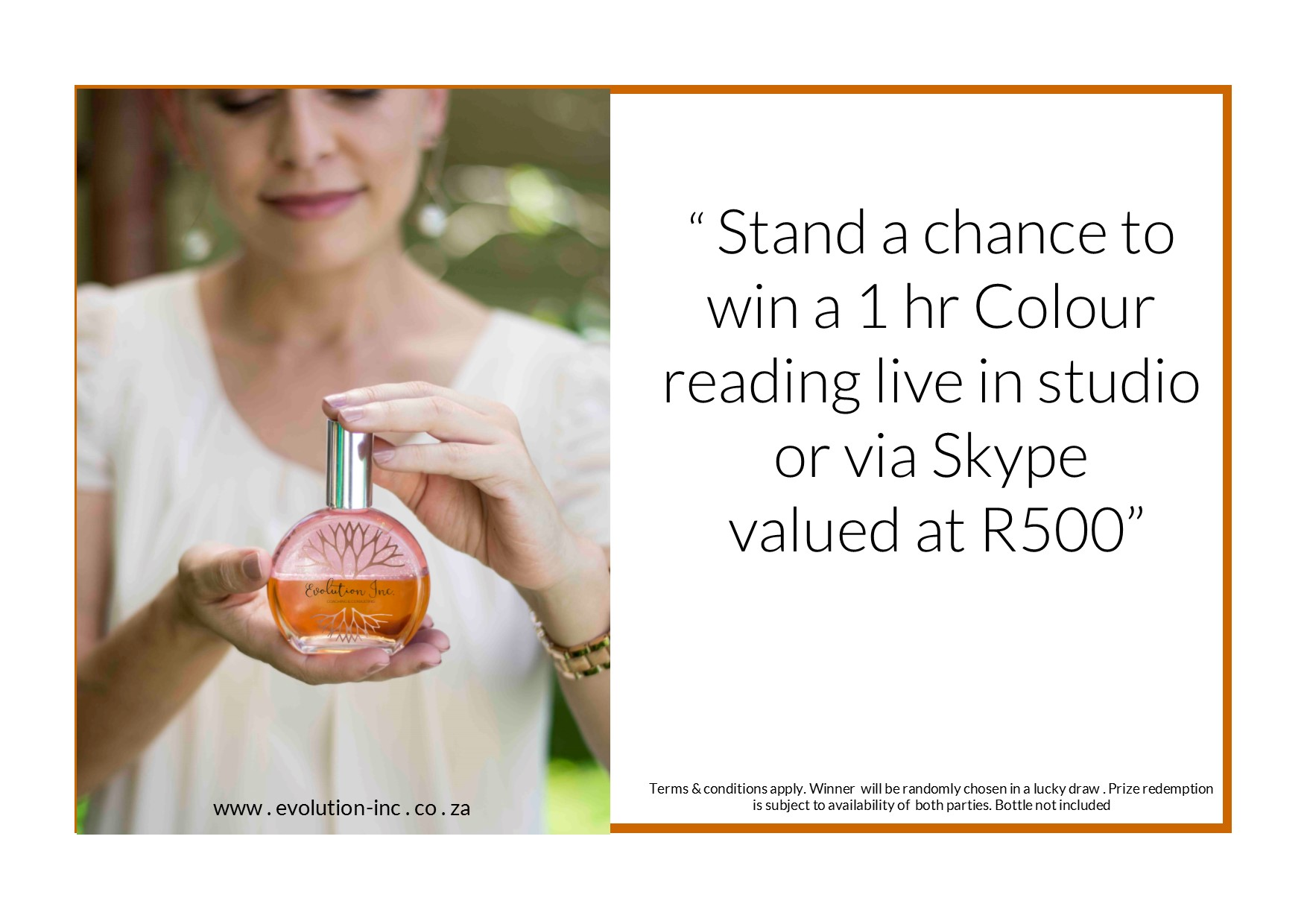 Womans day give away for HWBG