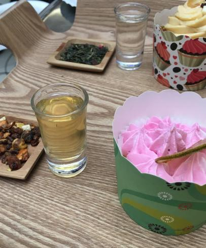 Tea Pairing with The Tea Merchant